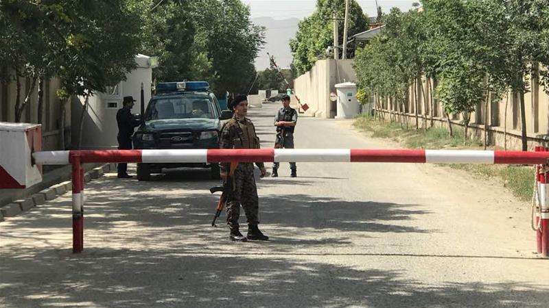 Kabul blast: At least 12 killed in Afghan ministry attack
