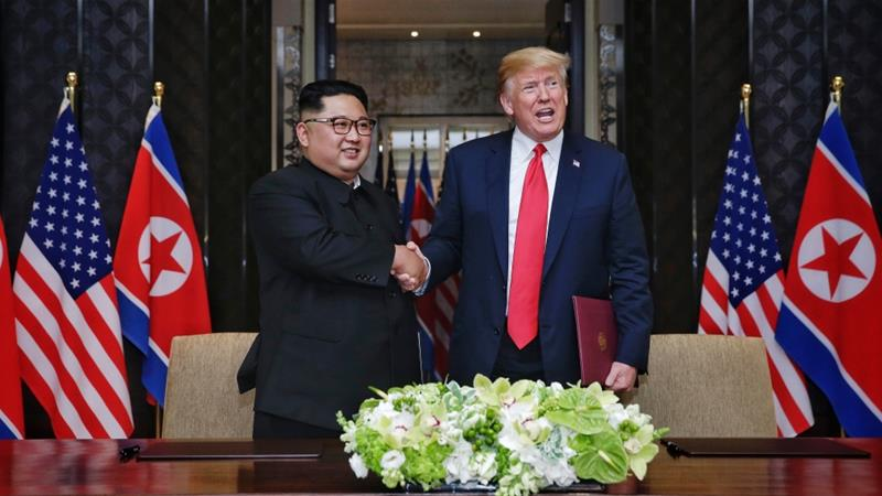 Kim Jong-un agrees to second Trump summit 'as soon as possible'