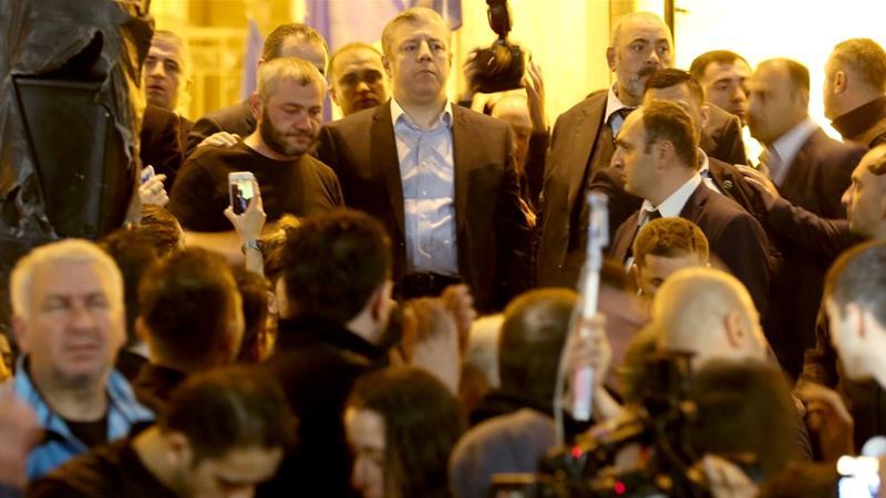 Georgian PM Giorgi Kvirikashvili resigns