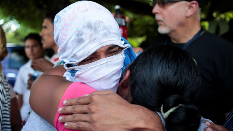 Nicaraguans go on strike to protest Ortega's grip on power