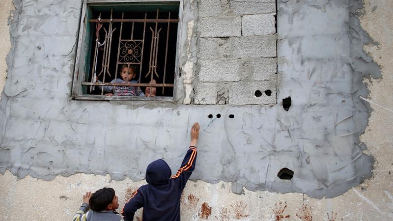 Gaza has been under Israeli siege for more than a decade [Reuters]
