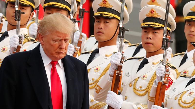China Retaliates With New Tariffs as Trump's Trade War Escalates
