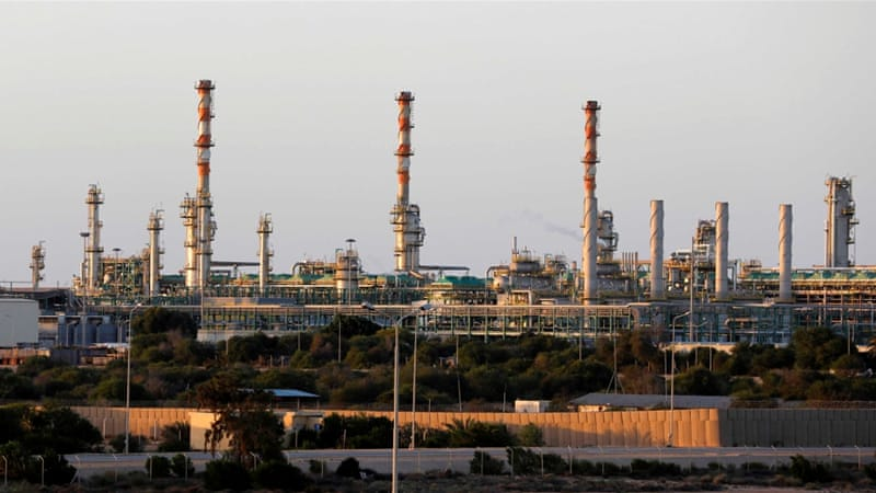 Who controls Libya's oil riches?