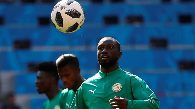 Senegal's Kouyate eyeing Japan scalp after winning start at World Cup