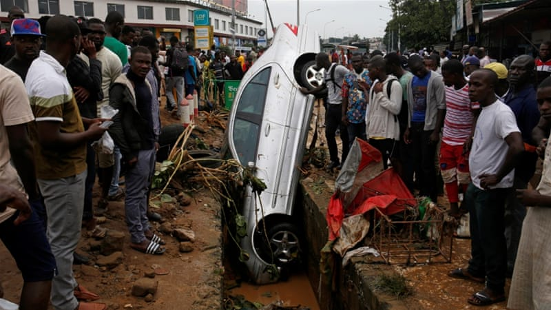 Deadly flood hits Ivory Coast