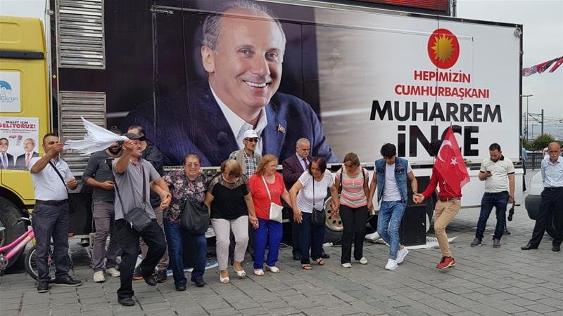 CHP officials say the people see their alliance as a necessary sacrifice and respect it [Umut Uras/Al Jazeera]