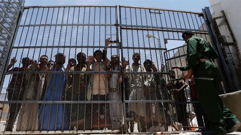 Yemeni prisoners say UAE officers sexually torture them: AP