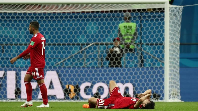 Costa's goal sees off strong Iran challenge in World Cup 2018