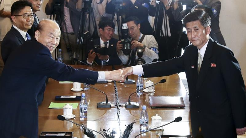 Two Koreas agree on dates for family reunions