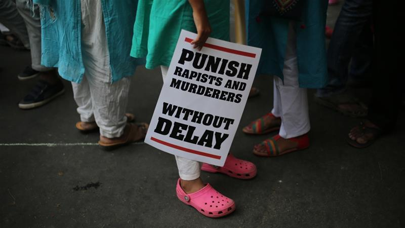 Women's rights activists gang-raped in India
