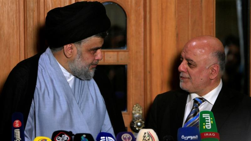 Iraqi political leaders announce coalition deal