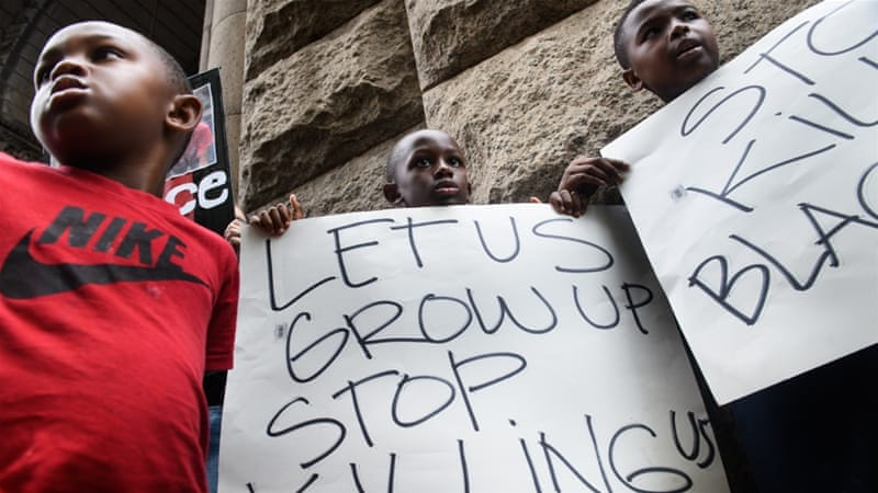 Antwon Rose: Hundreds protest police killing of unarmed teen