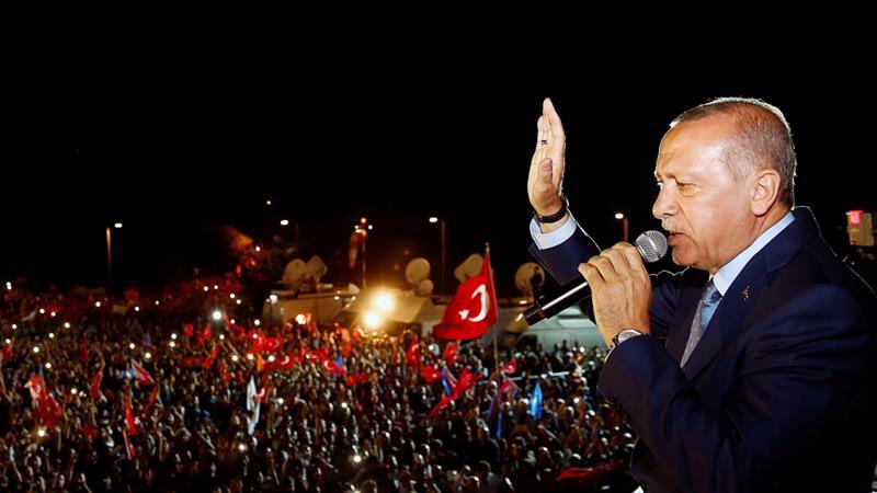 PM call with President Erdogan: 25 June 2018