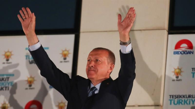 What will Erdogan do as executive president?