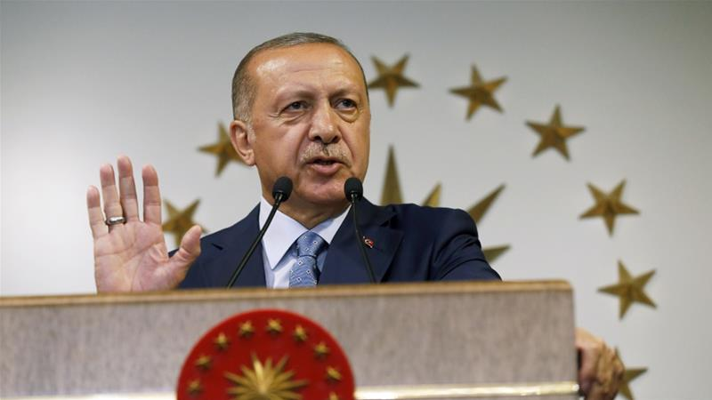 Erdogan wins new term and new powers