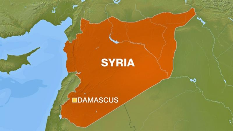 Two Israeli missiles land near Damascus airport, Syria says
