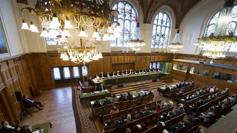 The ICJ's rulings are binding, but it has no power to enforce them and on rare occasions they have been ignored by some countries, including the US [EPA]