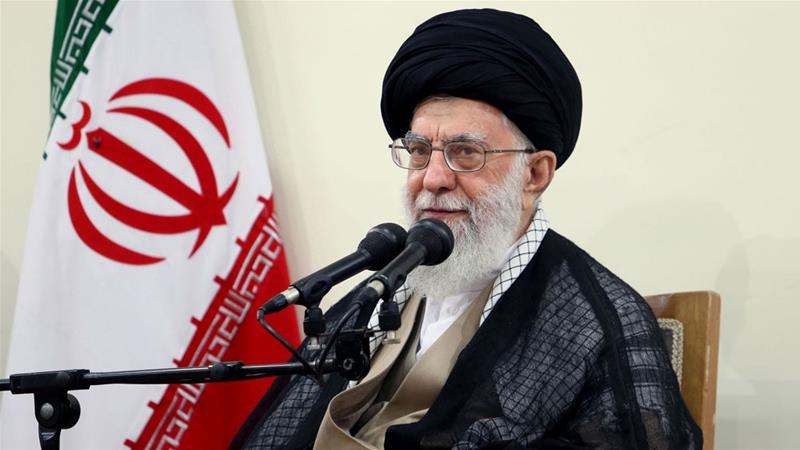 Khamenei says the nuclear issue is 'just an excuse' by the US to dominate Iran [File: EPA]