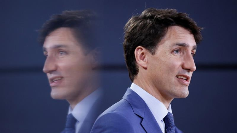 Canadians call on Trudeau to follow through with support for Gaza