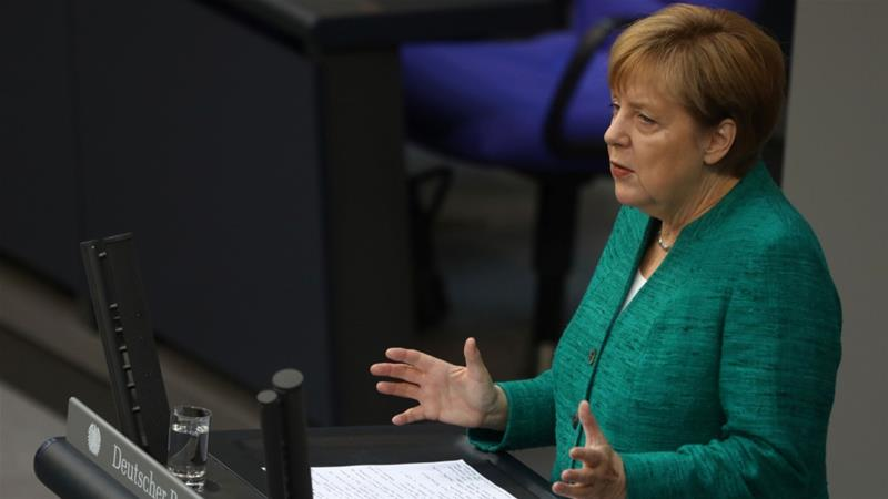 Migration issue is a make-or-break for the EU, says Merkel
