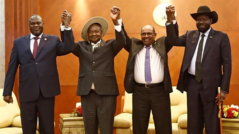 South Sudan rivals reach new security arrangement deal