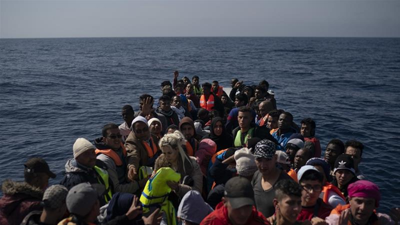 europe moves to further limit refugee flow prompt concern italy