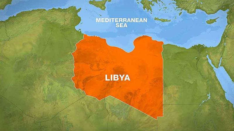 Dozens feared dead after boat capsizes off Libya coast