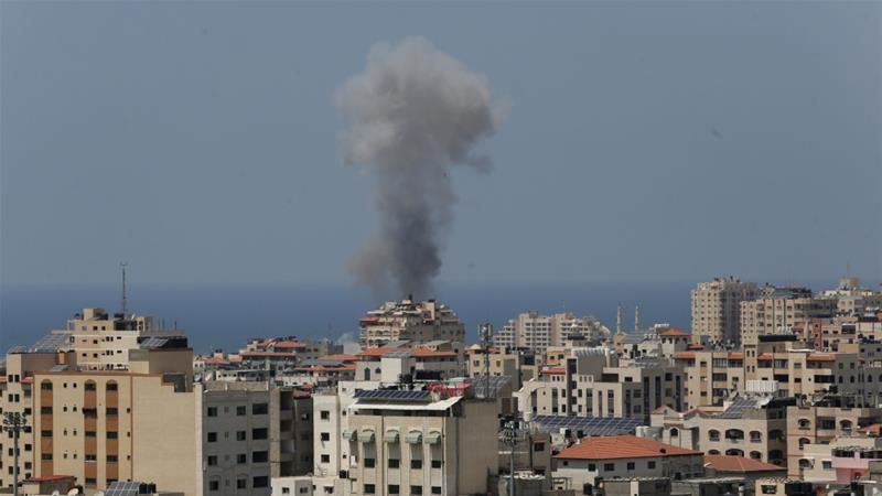 Israeli jets carry out strikes in Gaza