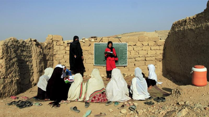 Up to 60 percent of Afghan girls out of school: report