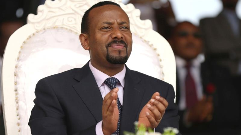 Prime Minister Abiy, who took office in April, has been pursuing rapprochement with several opposition groups [File: Tiksa Negeri/Reuters]