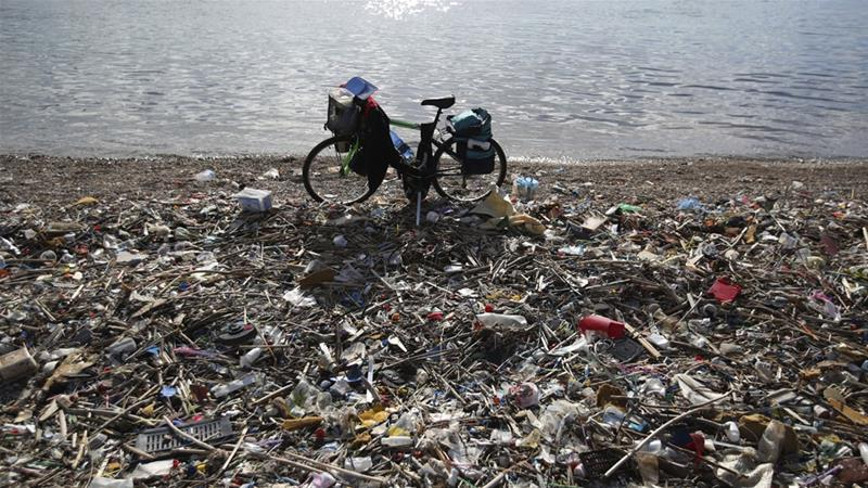 #WorldOceansDay: Mediterranean could become a 'sea of plastic'