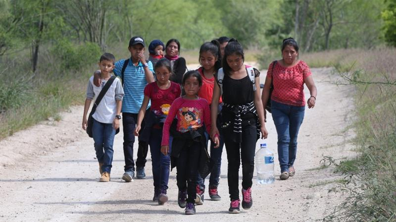 Around 1,500 children who arrived at the border alone are unaccounted for, officials say [Loren Elliott/Reuters]