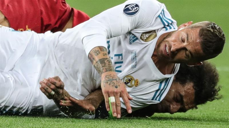 Roberto Firmino slams 'idiot' Sergio Ramos for Champions League final comments