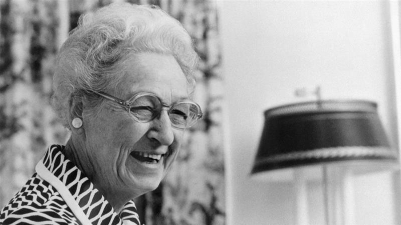 Dr. Virginia Apgar celebrated in today's Google Doodle