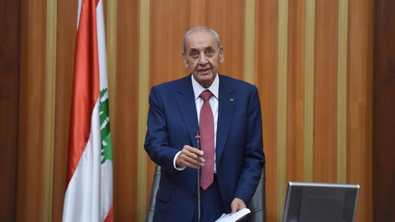 Nabih Berri told Russian news agency Sputnik that Hezbollah's involvement in Syria stopped ISIL from reaching Lebanon [File: Reuters]
