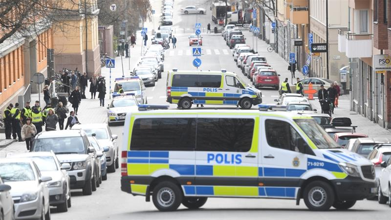 Swedish court sentences Stockholm truck attacker to life