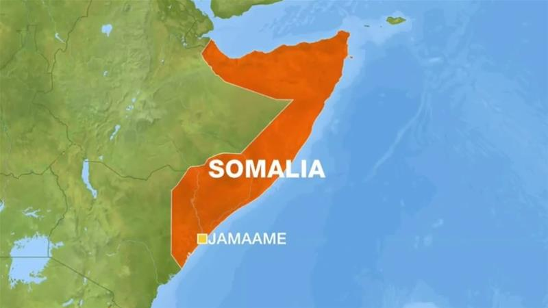 US military: 4 soldiers wounded in Somalia treated, in Kenya
