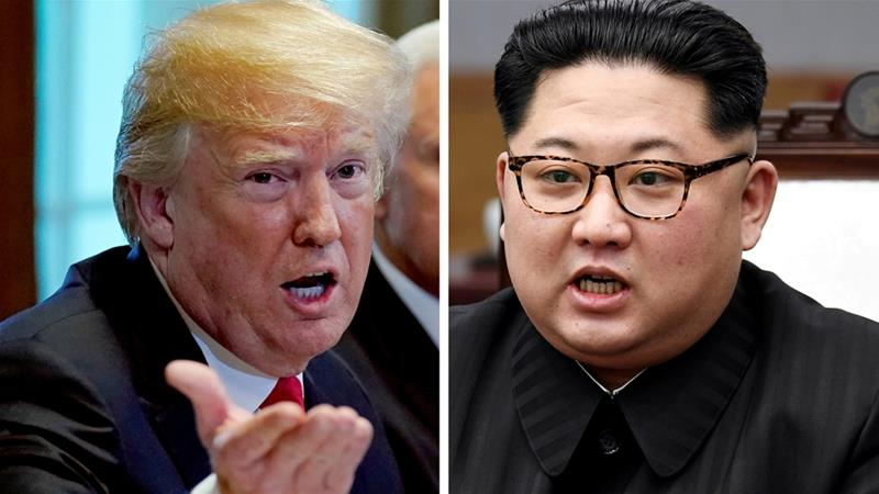 Trump says he hopes someday US relations with Pyongyang government could be normalised [Reuters]