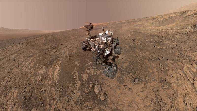 Scientists have called the finding a 'significant breakthrough' [NASA/JPL-Caltech/MSSS/Reuters]