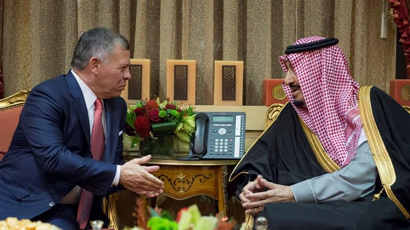 Saudi Arabia to host Gulf conference on supporting Jordan