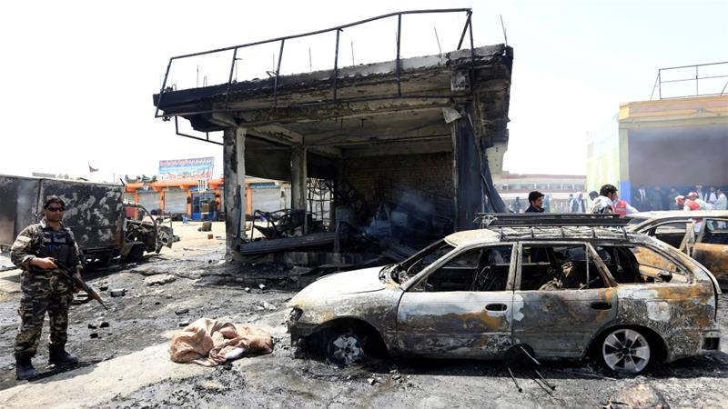 Afghanistan: At least 12 killed in Jalalabad suicide attack