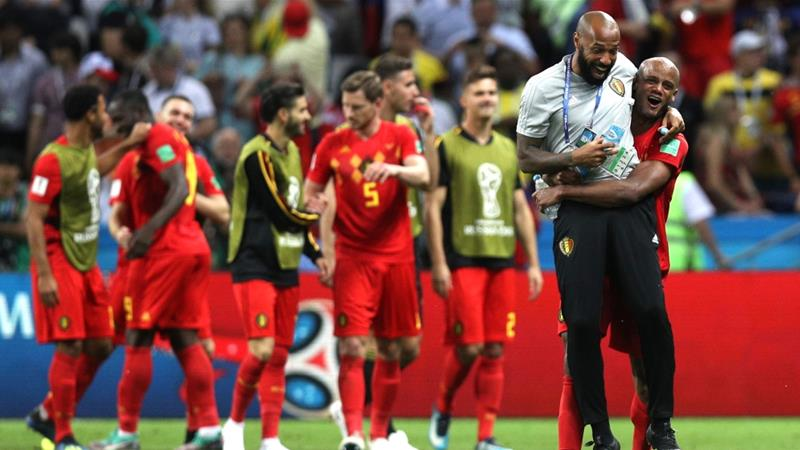 World Cup 2018: France take on Belgium for a place in the final