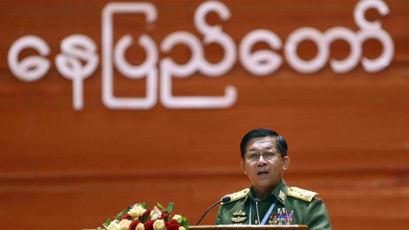 Myanmar opens peace conference with ethnic rebels