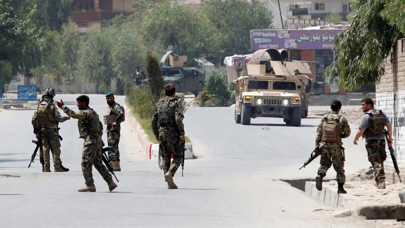 Afghanistan: Clashes ongoing at Jalalabad education building