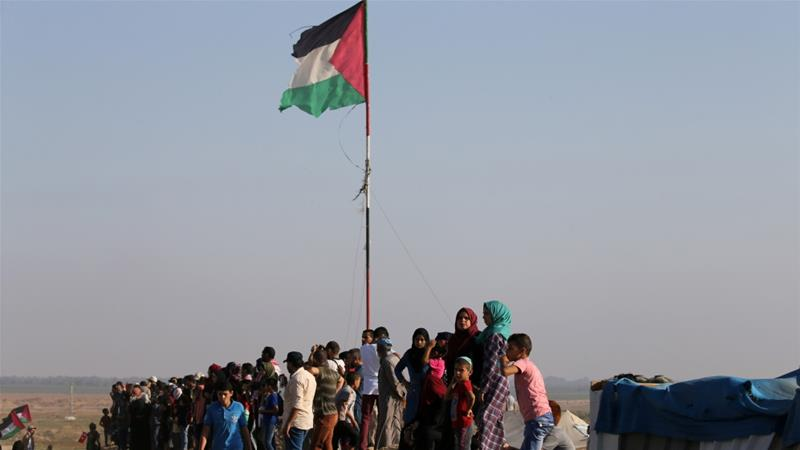 Israeli forces kill two teenage Palestinians, wound scores in Gaza protests
