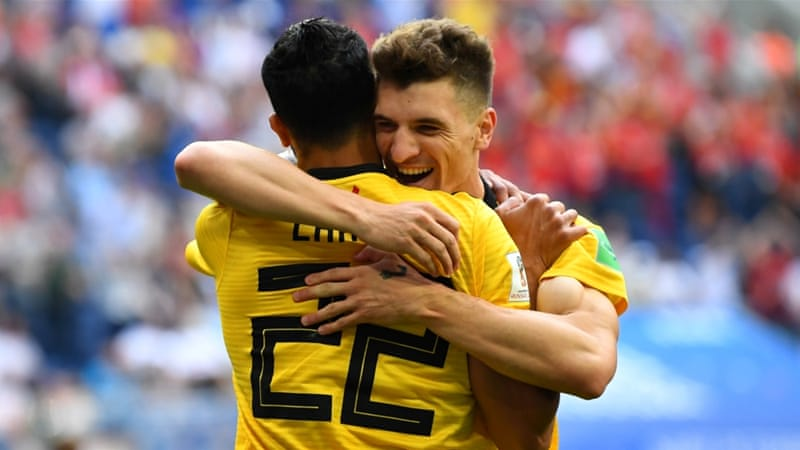 World Cup 2018: Belgium beat England to take third spot