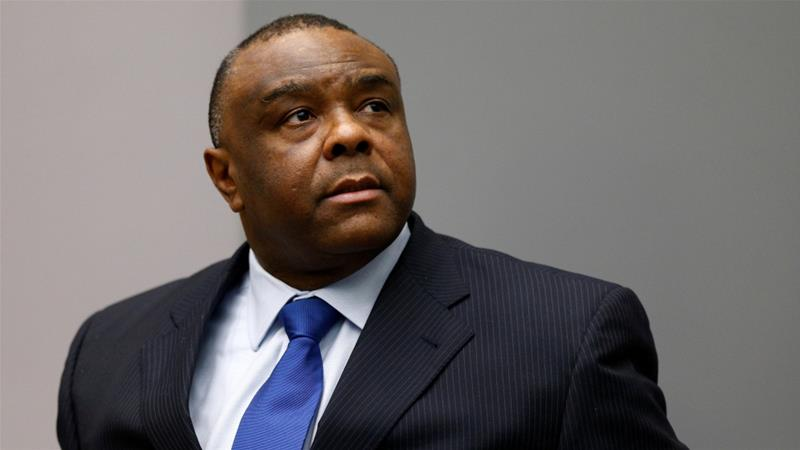 Jean-Pierre Bemba named as DRC presidential candidate