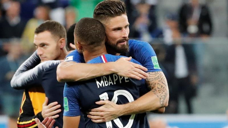 Hopeful Croatia take on formidable France in World Cup 2018 final
