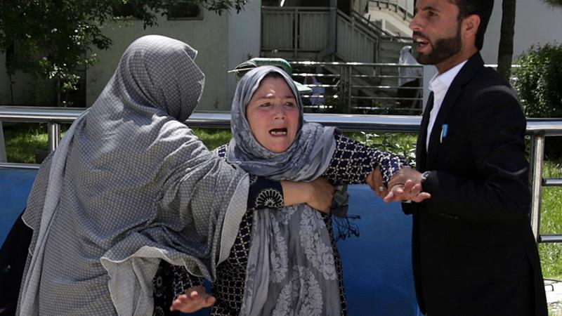 Civilian Deaths In Afghanistan Hit Record High