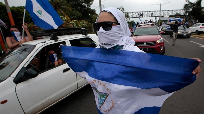 Nicaragua unrest: '10-year-old killed' as death toll tops 280